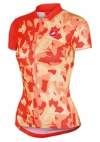 Sentimento Cycling Jersey FZ - Coral