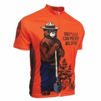 Smokey Bear Cycling Jersey