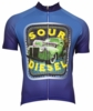 Sour Diesel Cycling Jersey