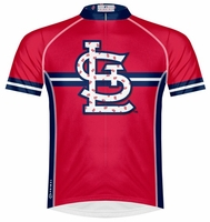 St. Louis Cardinals Cycling Jersey