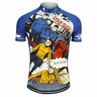 "Star Trek ""Galaxy Pop"" Men's Cycling Jersey"