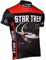 Star Trek USS Enterprise Cycling Jersey