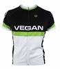 "Team Vegan ""Powered by Plants"" Cycling Jersey"