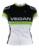 "Team Vegan ""Powered by Plants"" Women's Cycling Jersey"
