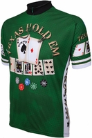 Texas Hold 'Em Cycling Jersey