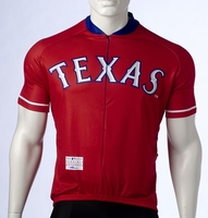 Texas Rangers Cycling Jersey