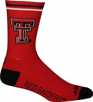 Texas Tech Cycling Socks