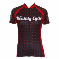 The Monthly Cycle Women's Cycling Jersey