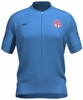 Toronto FC Lucky Blue Keeper Short Sleeve Cycling Jersey