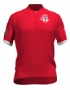 Toronto FC Secondary Short Sleeve Cycling Jersey