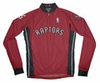 Toronto Raptors Away Long Sleeve Cycling Jersey Free Shipping