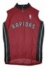 Toronto Raptors Away Sleeveless Cycling Jersey Free Shipping