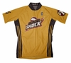 Tulsa Shock Home Short Sleeve Cycling Jersey