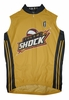 Tulsa Shock Home Sleeveless Cycling Jersey