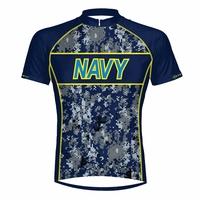 U.S. Navy Fleet Cycling Jersey