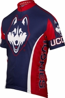 UCONN University of Connecticut Cycling Jersey