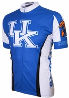 University of Kentucky Wildcats Cycling Jersey