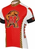 University of Maryland Terrapins Cycling Jersey Free Shipping