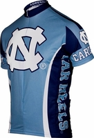 University of North Carolina Tarheels Cycling Jersey Free Shipping