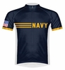 US Navy Vintage Cycling Jersey