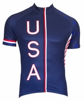 USA Cycling Men's Jersey