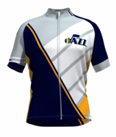 Utah Jazz Aero Cycling Jersey