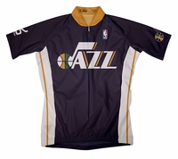 Utah Jazz Away Cycling Jersey