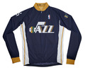 Utah Jazz Away Long Sleeve Cycling Jersey Free Shipping