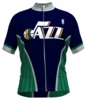 Utah Jazz Wind Star Cycling Jersey