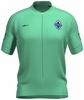 Vancouver Whitecaps FC Flash Green Keeper Short Sleeve Cycling Jersey