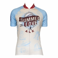 Victory Brewing Summer Love Women's Short Sleeve Cycling Jersey