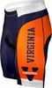 Virginia Cavaliers Cycling Shorts