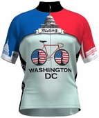 Washington DC Cycling Jersey