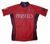 Washington Mystics Away Short Sleeve Cycling Jersey