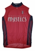 Washington Mystics Away Sleeveless Cycling Jersey