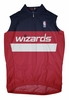 Washington Wizards Away Sleeveless Cycling Jersey