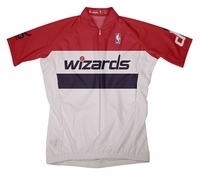 Washington Wizards Home Short Sleeve Jersey