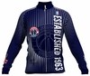 Washington Wizards Retro Long Sleeve Cycling Jersey