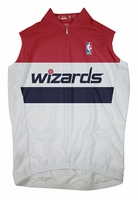 Washington Wizards Sleeveless Cycling Jersey Free Shipping