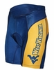 West Virginia Mountaineers Cycling Shorts
