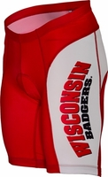 Wisconsin Badgers Cycling Shorts