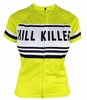 Woman's Neon Hill Killer Retro Cycling Jersey