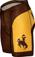 Wyoming Cowboys Cycling Shorts