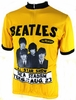 Beatles Yellow Poster Cycling Jersey Free Shipping