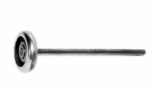 3 Inch 10 Ball Bearing Extra Long Stem (9 inch stem)