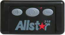 Allstar 110995 3-Button Quik-Code Garage Door Transmitter
