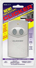 Clicker Garage Door Opener Remote Clicker Universal