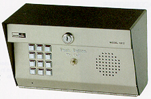 DoorKing 1812 Residential Telephone Entry System - Model 1812
