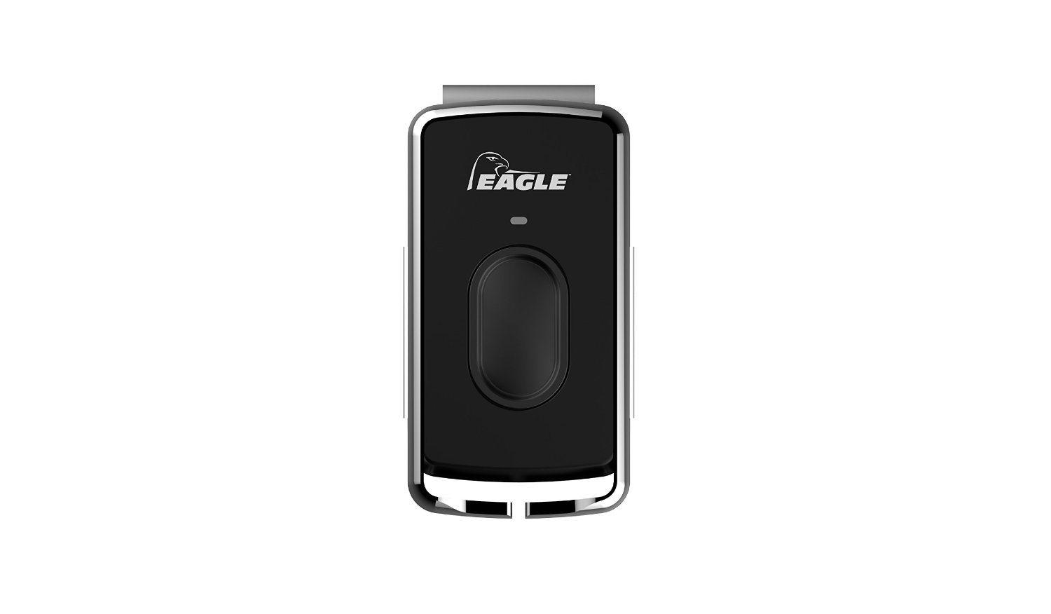Eagle Eg642 Chrome Series 1 Button Visor Remote Transmitter