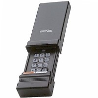 Genie Garage Door GPWK-12 Wireless Keypad - Compatible with 9 or 12 Dip Switch Genie/Blue Max Openers